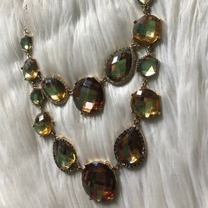 Earth Toned Necklace